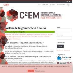 Parlem de la gamificació a l'aula – C2EM