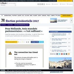 Réformer la constitution française