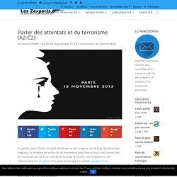 Parler des attentats et du terrorisme (A2-C2)