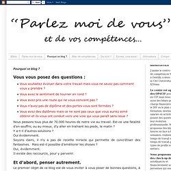 SUPER Blog pour accompagner Bilan de Compétence
