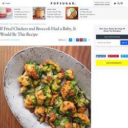Parmesan-Crusted Roasted Broccoli Recipe