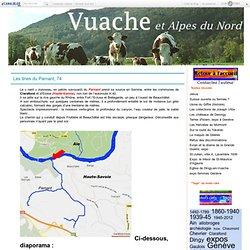 Les tines du Parnant, 74 - Savoie Genève Vuache