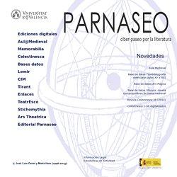 PARNASEO, un ciber paseo por la Literatura