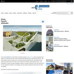 Ponte Parodi / UNStudio