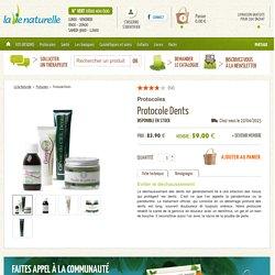 Protocole dents, parodontose, déchaussement dentaire - La Vie Naturelle