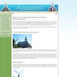 Paroisse de Saint-Jean-Chrysostome et Saint-Romuald