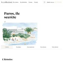 Paros, île secrète