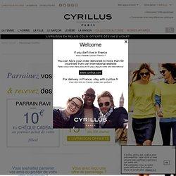Parrainage Cyrillus