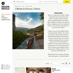Parrano, Umbria