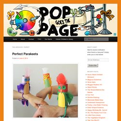 Pop Goes the Page
