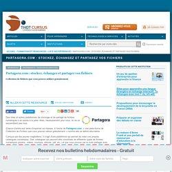 Partagora.com : stockez, échangez et partagez vos fichiers