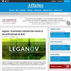 Leganov : le partenaire croissance des avocats et des professionnels du droit