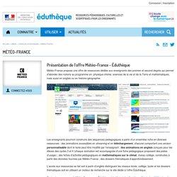Éduthèque-Partenaire Sciences et techniques