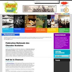 Partenaires « Chansons-education.fr