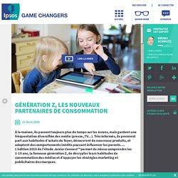 Génération Z, les nouveaux partenaires de consommation