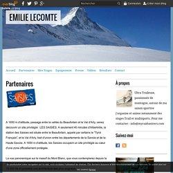 Partenaires - EMILIE LECOMTE