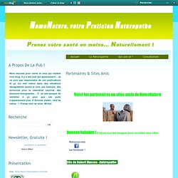 Partenaires & sites amis