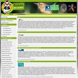 Les partenaires - www.oiseauxdesjardins.fr
