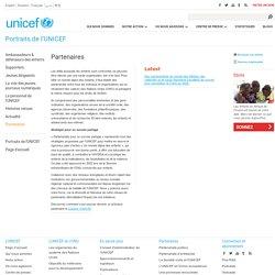 Portraits de l'UNICEF