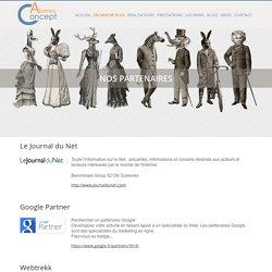 Partenaires et prestataires Internet - Abimes Concept