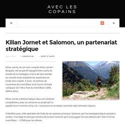 Kilian Jornet et Salomon, un partenariat stratégique