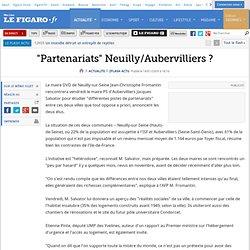 Flash actu : ''Partenariats'' Neuilly/Aubervilliers