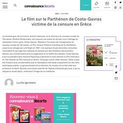 Le film sur le Parthénon de Costa-Gavras victime de la censure en Grèce