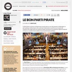 Le bon parti Pirate
