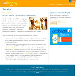 Live Happy Magazine
