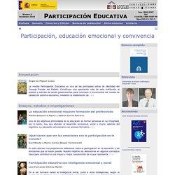 Participación Educativa. Revista del Consejo Escolar del Estado