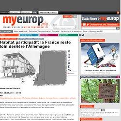 Habitat participatif: la France reste loin derrière l'Allemagne