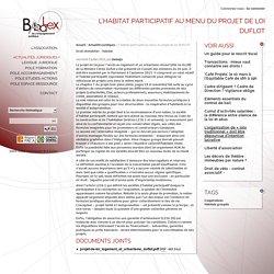L'habitat participatif au menu du projet de loi DUFLOT - Association B.A.balex