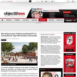 Bon départ pour l'habitat participatif à la Cartoucherie: déjà 140 familles intéressées