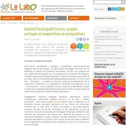 Habitat Participatif Centre, projets partagés et coopération en