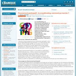 Financement participatif : le crowdfunding, comment ça marche ?