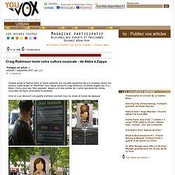 Urban - Magazine participatif et interactif dédié aux cultures urbaines