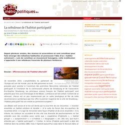 La nébuleuse de l'habitat participatif