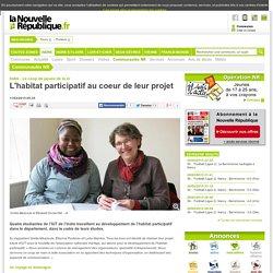 L'habitat participatif au coeur de leur projet - 11/02/2015