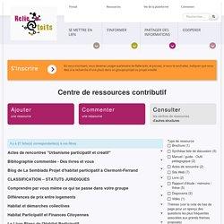 Relie Toits : ReSsources
