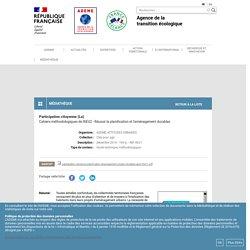Participation citoyenne (La)