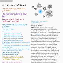 <small1>4.4</small1> Le degré de participation collaboratif