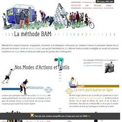 La méthode BAM. bamcollectif.wix.com