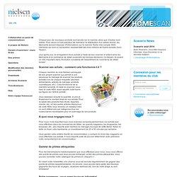Participation au panel des consommateurs Nielsen