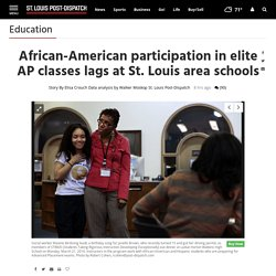 African-American participation in elite AP classes lags at St. Louis area schools