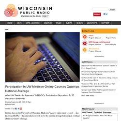 UW online open courses