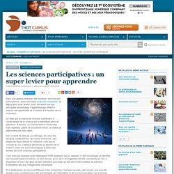 Les sciences participatives : un super levier pour apprendre