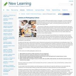 Chapter 6: Critical Literacy Pedagogy
