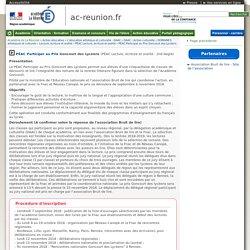PÉAC Participer au Prix Goncourt des Lycéens