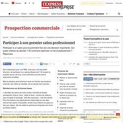 Conseils pearltrees - Participer a un salon professionnel ...