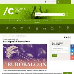 Participez à l'Eurobalcon